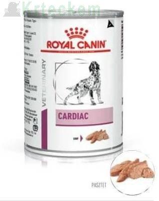 ROYAL CANIN Cardiac 12x410g konzerva