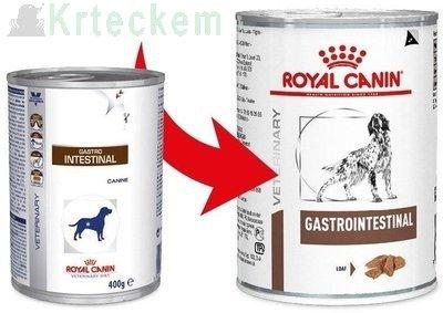 ROYAL CANIN Gastro Intestinal GI25 6x400g