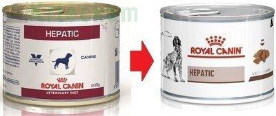 ROYAL CANIN Hepatic HF 16  6x200g konzerva