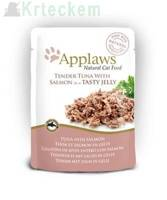 Applaws Jelly tuňák & losos 70 g