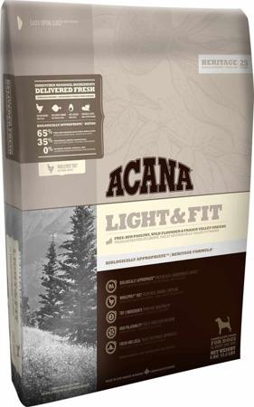 ACANA HERITAGE Light & Fit Dog 11,4kg