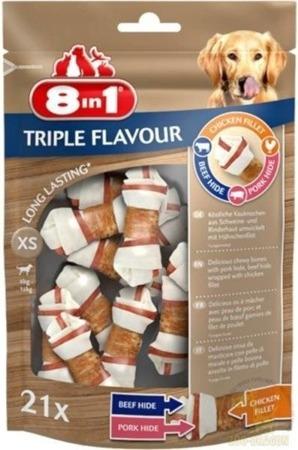 8in1 Triple Flavour XS 21 ks
