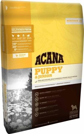 ACANA HERITAGE Puppy Junior 11,4kg