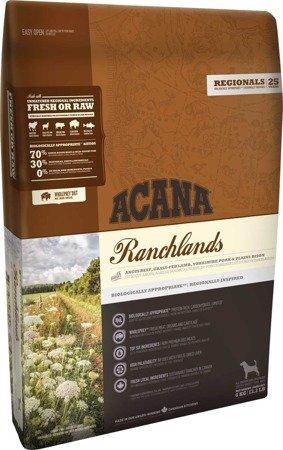 ACANA REGIONALS Ranchlands Dog 11,4kg