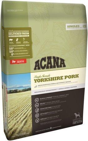 ACANA SINGLES Yorkshire Pork 6kg