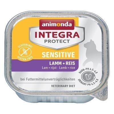 Animonda Integra Protect Adult Sensitive Jehně s rýží 100 g