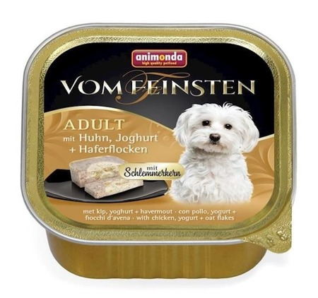 Animonda Vom Feinsten  kuře, jogurt & vločky 150 g