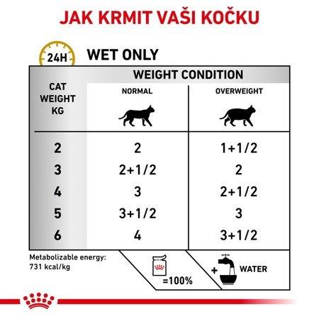 ROYAL CANIN Cat Urinary Moderate Calorie 12x85g