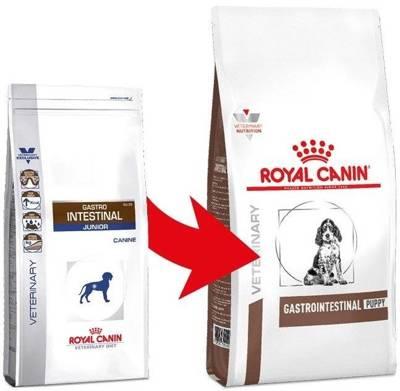 ROYAL CANIN Gastro Intestinal Junior GIJ29 10kg