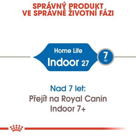 ROYAL CANIN  Indoor 27 400g