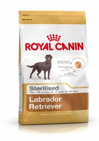 ROYAL CANIN Labrador Retriever Sterilised Adult 12kg