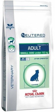 ROYAL CANIN Neutered Adult Small Dog Weight&Dental 8kg