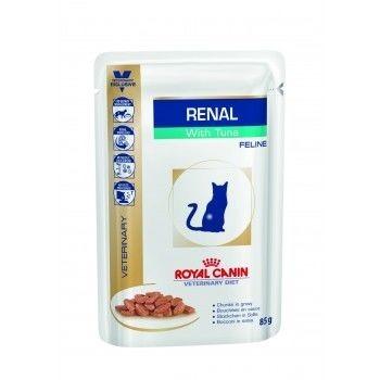 ROYAL CANIN Renal with Tuna 12x85g