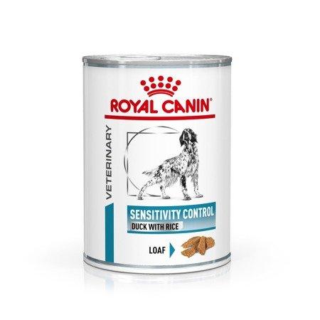 ROYAL CANIN Sensitivity Control SC 21 Duck&Rice 420g konzerva