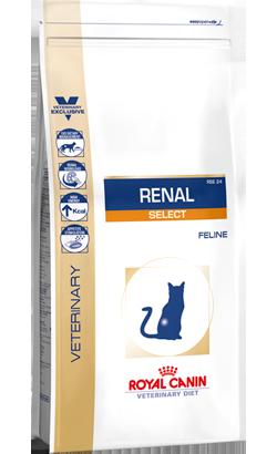 Royal Canin VD Feline Renal Select 2kg