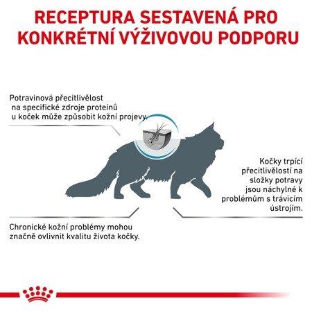 Royal Canin Veterinary Diet Feline Anallergenic 4kg
